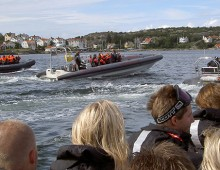 RIB-Safari med besök Marstrand, Åstol, Klädesholmen & Pater Noster