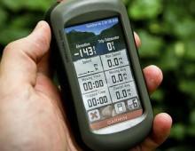 Geocashing (modern tipspromenad med GPS på Marstrandsön)