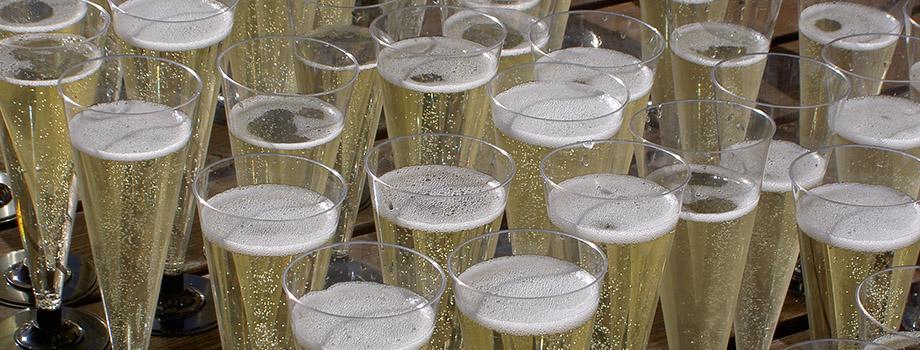 bubbel glas