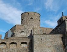 Skattjakt på Marstrands Fästning
